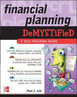 Financial Planning Demystified: Self-Teaching Guide-9780071476713--Paul Lim-McGraw-Hill
